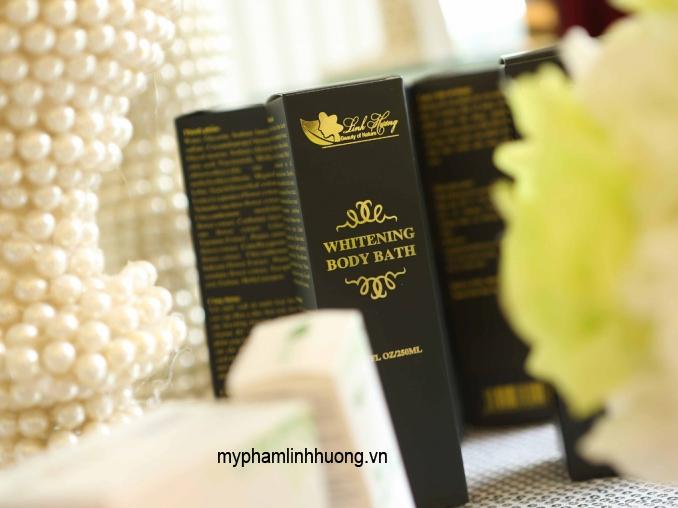Sữa tắm Thảo dược Linh Hương