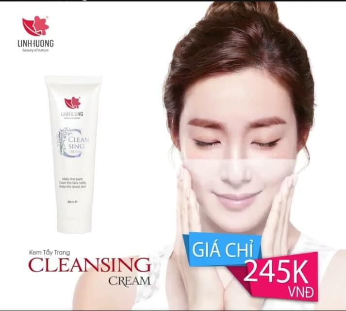 Kem tẩy trang Clean Sing Cream